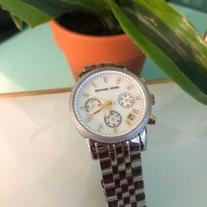 Michael Kors Chronograph Bracelet Watch